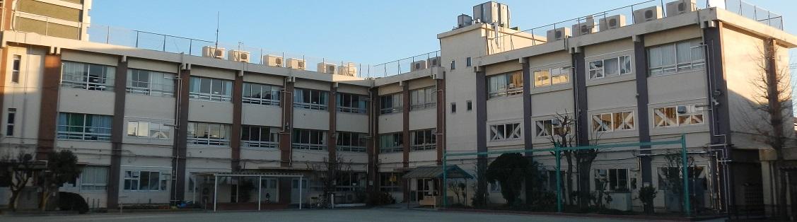 板橋区立蓮根小学校のトップページ
